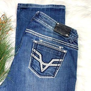 👖I•VIGOSS•I The Dublin Straight Jeans 22x31👖